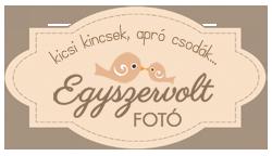 Egyszervolt Fotó Logo